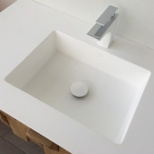 Vasque en Solid Surface simple ou double