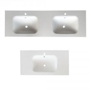 Vasque en Solid Surface simple ou double