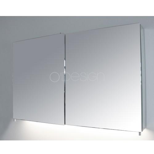 Armoire miroir à LED CENTO