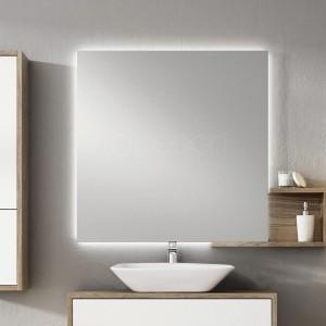 Miroir rétro éclairant à LED CELEST