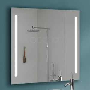 Miroir à LED CYBEL