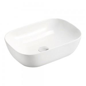 Vasque à poser CALYPSO blanc brillant