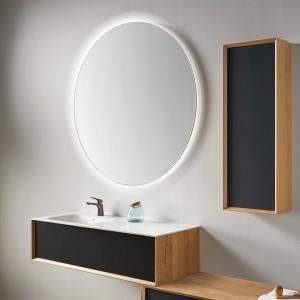 Miroir rétro éclairant DACHA meuble DAKOTA