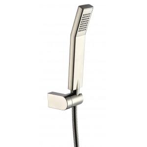 Duplex Douchette téléphone en Abs Support Flexible 150 cm double agrafage - Syd