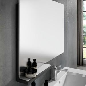 étagère blanc texturé CIMON
