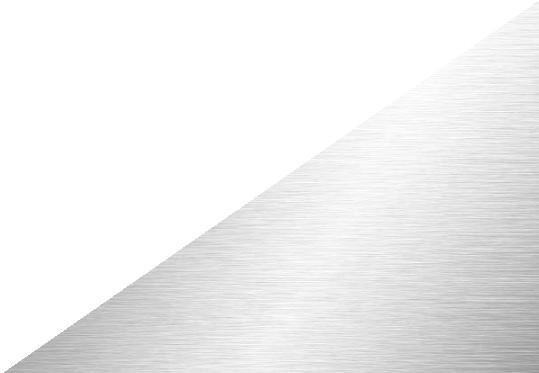 Chromé / blanc
